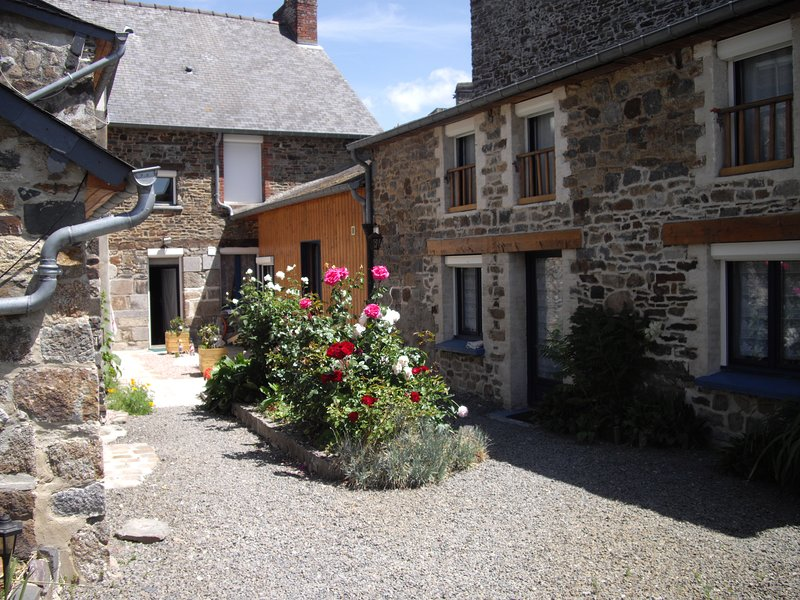 location gîtes de France, holiday rental in Roz-Landrieux