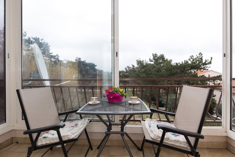 Apartment Calista**** (2+2), location de vacances à Rabac
