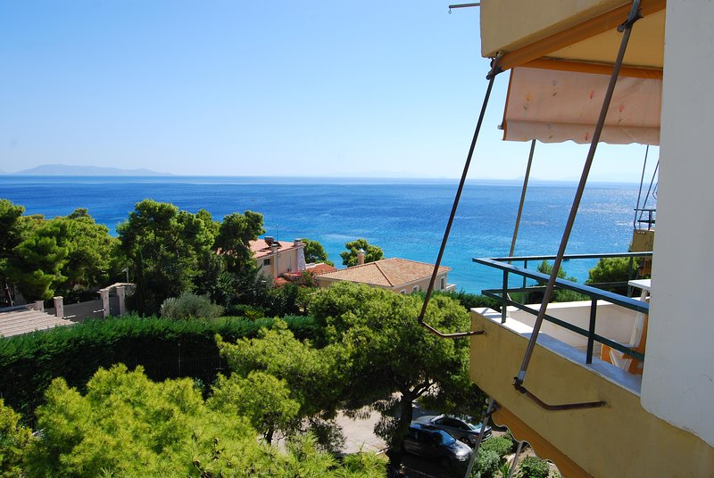 evapa's apartment - Le Grand blue de Kinetta, holiday rental in Porto Germeno