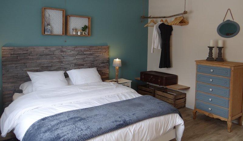 Gîte 'Le tilleul des marais', location de vacances à Frise