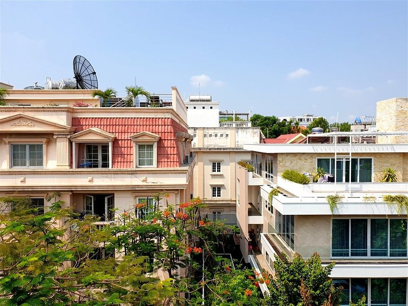The Veronica building best for long stay, holiday rental in Bien Hoa