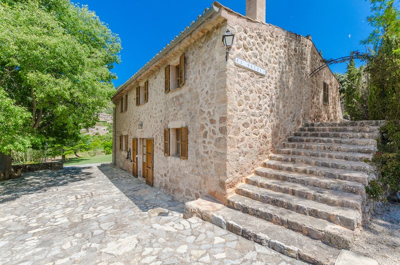 CASEREU - VALLDEMOSSA - Chalet for 6 people in Valldemossa, vacation rental in Bunyola