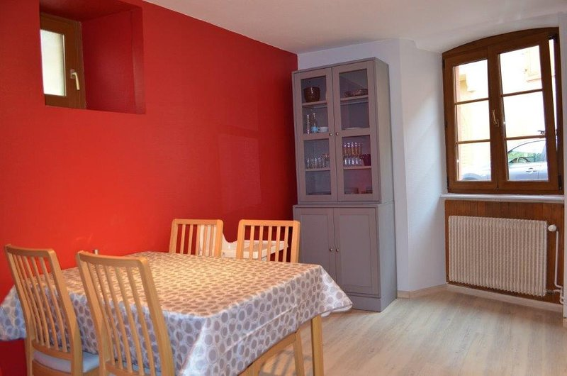 Gite de l'Ancienne Mairie, vacation rental in Ingersheim