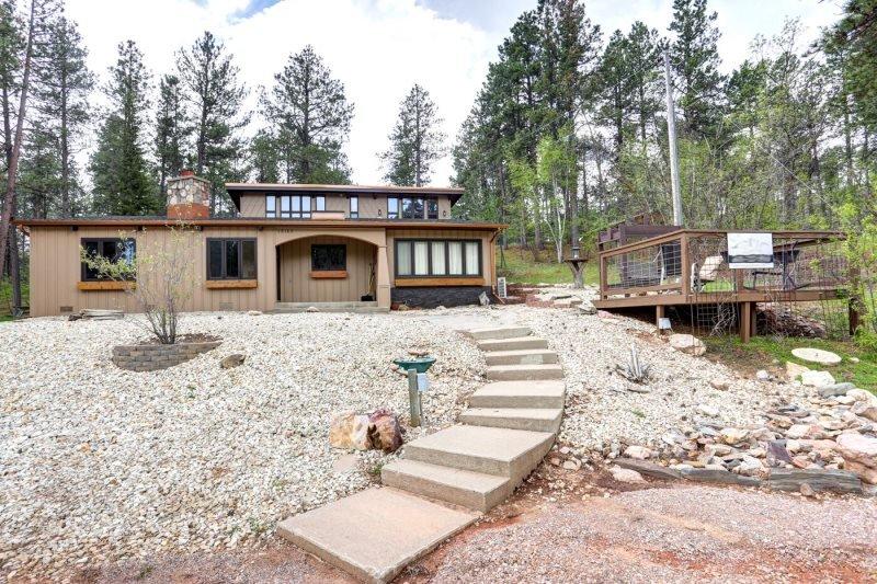 Copper Claim Lodge, alquiler de vacaciones en Sturgis