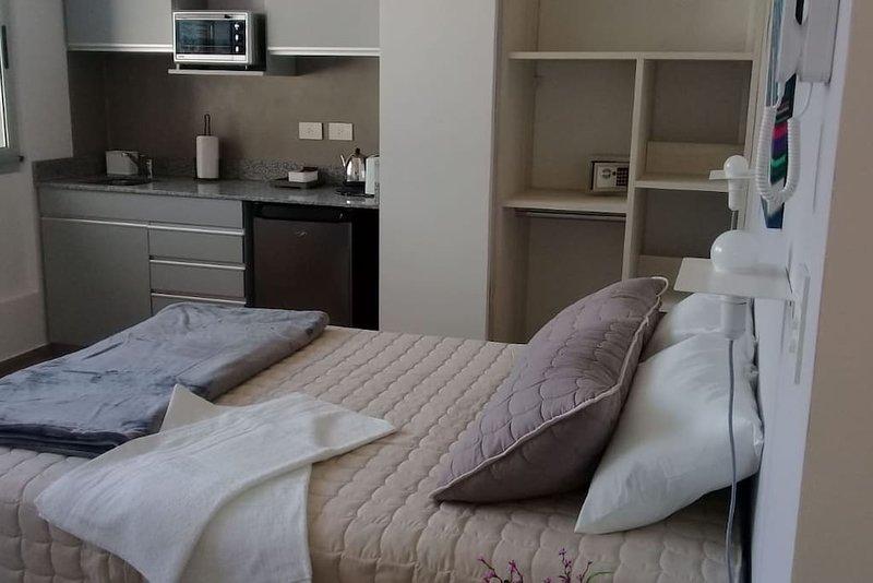 Depto a estrenar en Nuñez al contrafrente hermoso, holiday rental in Olivos
