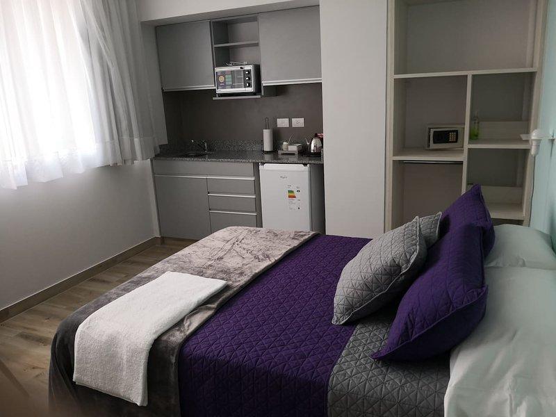Monoambiente tipo Studio a estrenar en Nuñez, holiday rental in Olivos