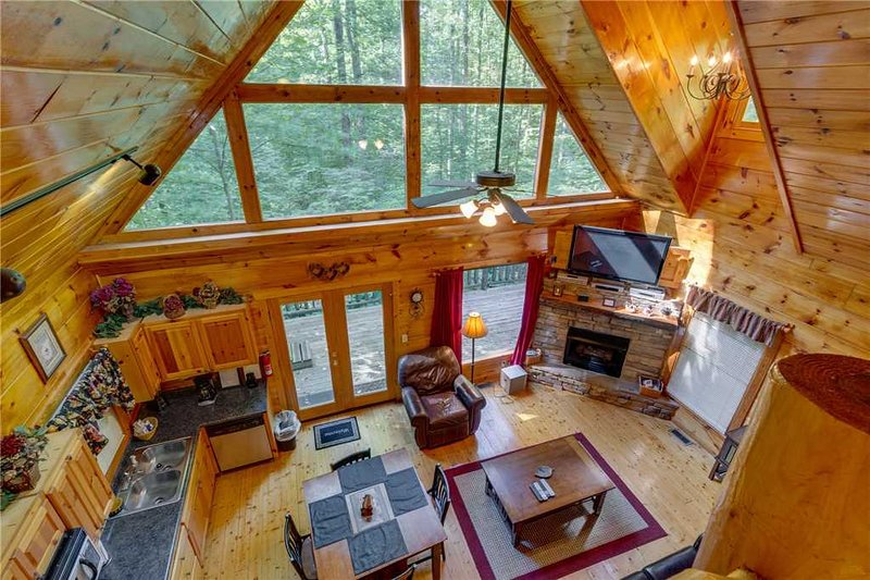 Seasons Of The Heart Updated 2019 1 Bedroom Cabin In Gatlinburg With Cable Satellite Tv And