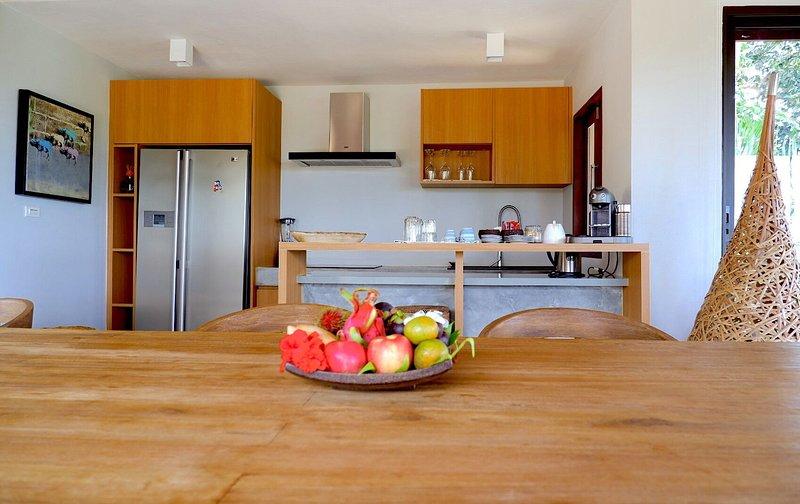 Keuken ruimte
