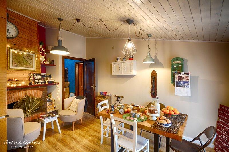 Il Piccolo Tibet, holiday rental in Calascio