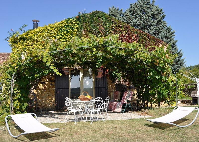 Le Bouillatou- la Vigne, aluguéis de temporada em Sagelat