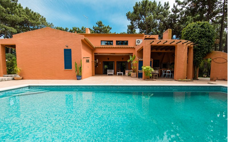 Villa Bambu - New!, holiday rental in Setubal District
