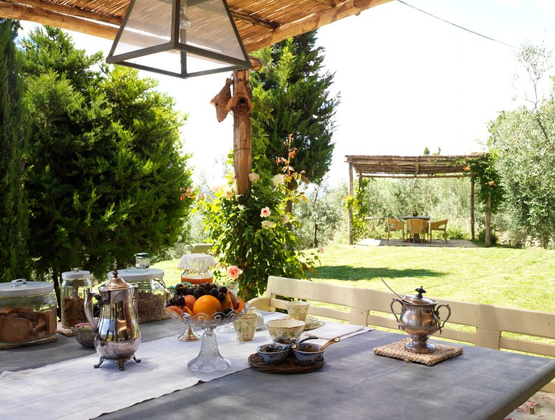 Amazing apt with garden & Wifi, vacation rental in Sesto Fiorentino