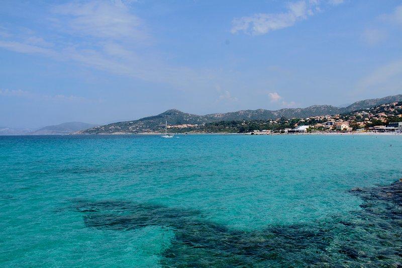 Corse les pieds dans l'eau..., holiday rental in Borgo