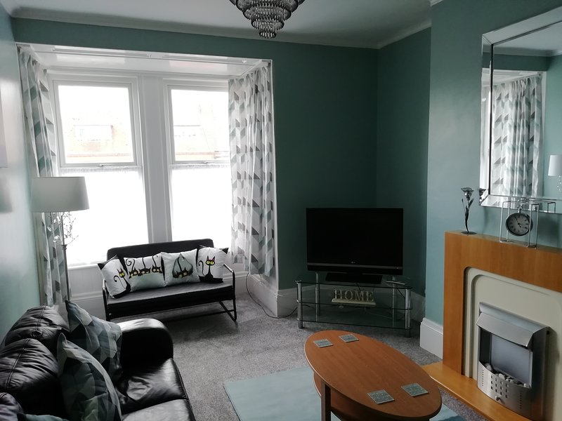 Luxury flat close to the beach, vacation rental in Bridlington