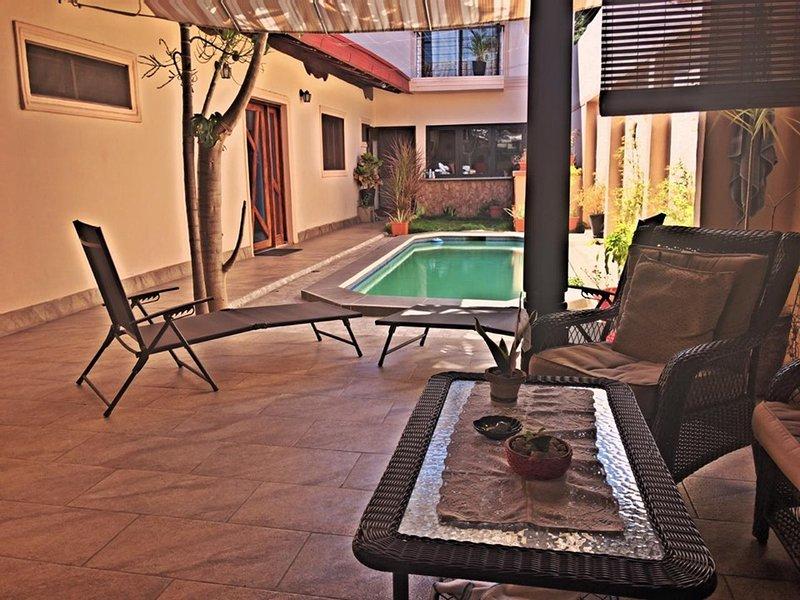 Casa en Alquiler centro de Granada Nicaragua, casa vacanza a La Laguna de Apoyo