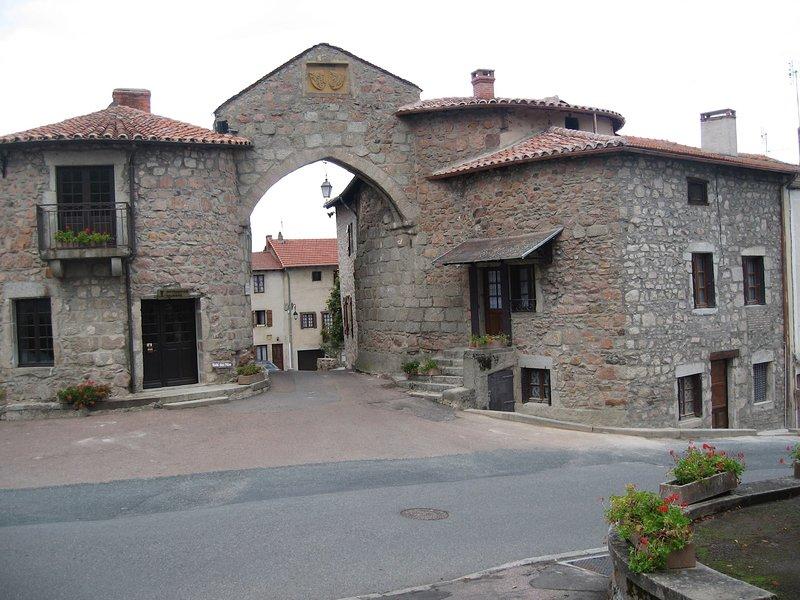 L AUBERGE, holiday rental in Roanne