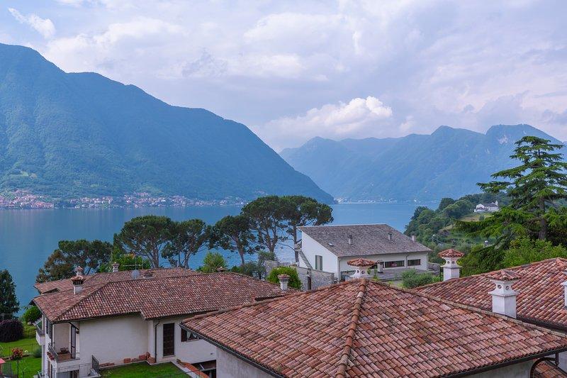 Ossuccio Belvedere, Ferienwohnung in Ossuccio