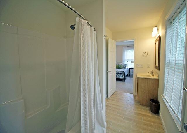 Segundo andar banheiro Jack & Jill