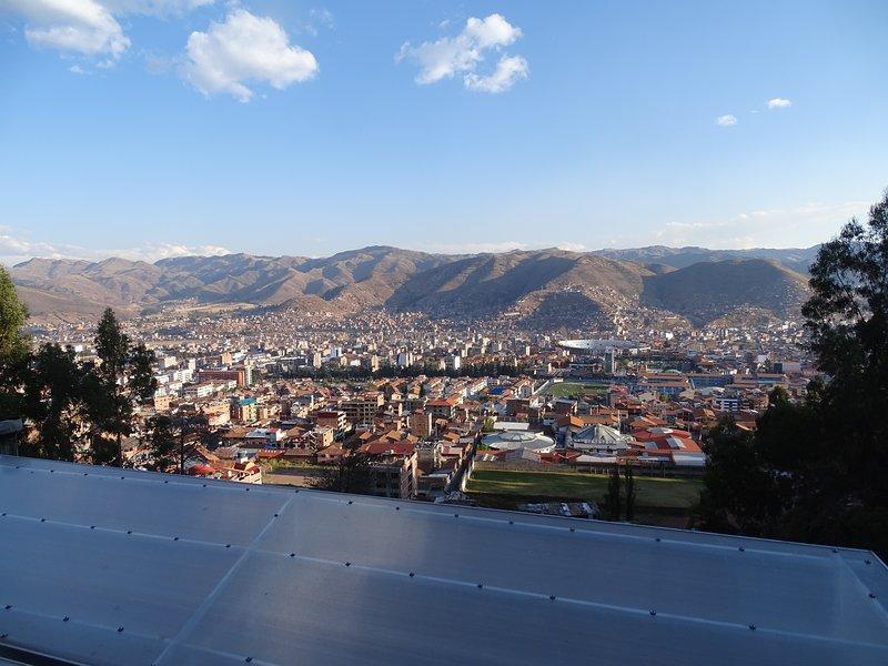 Increible vista en Cusco, holiday rental in Lamay