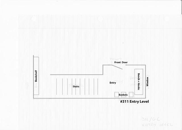 # 311GC Entry Level Floor Plan