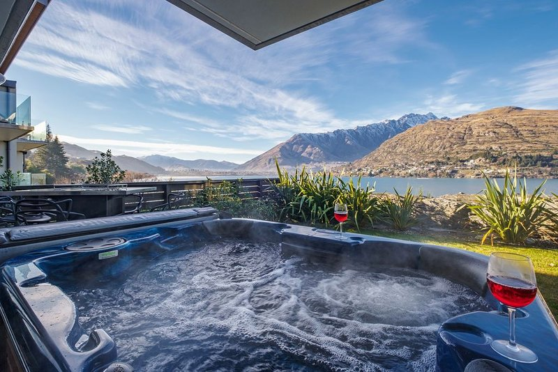 La Residence Du Lac, holiday rental in Queenstown