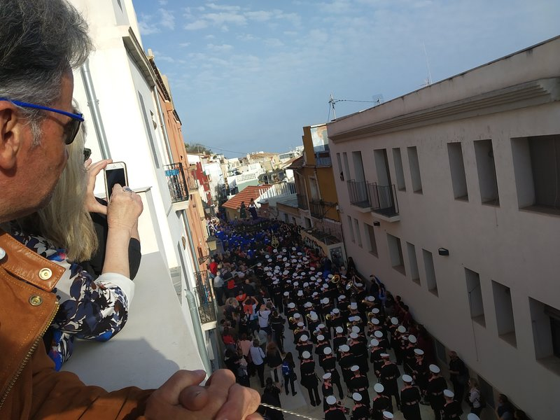 San Roque Street Views from the terrace Casa Enroque