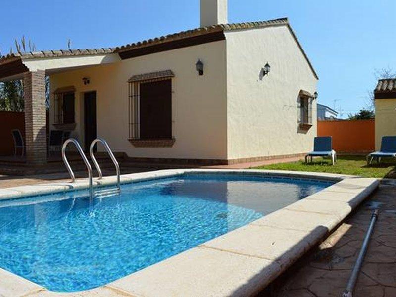 Villa pool only families-couples Roche Viejo 1 – semesterbostad i Fuente del Gallo