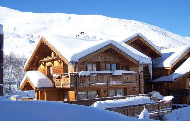 Ski the slopes!