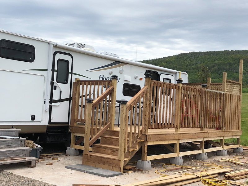 Cabot Trail Vacations  RV Cottages, vacation rental in Cheticamp