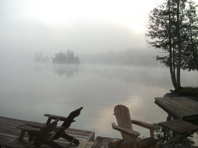 Cottage for Rent on Coe Island Lake, Bancroft, ON, holiday rental in Maynooth