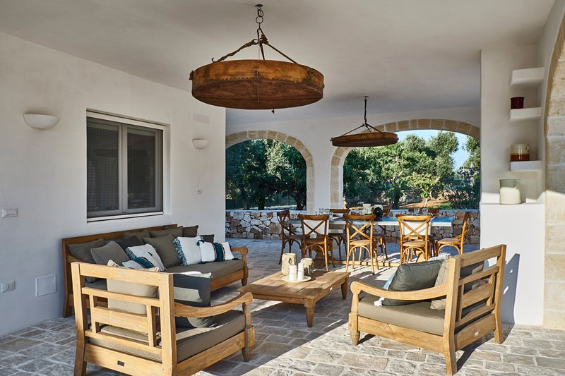 Chianchizzo I Villa Sleeps 8 with Pool and Air Con - 5713840, vacation rental in Chianchizzo I