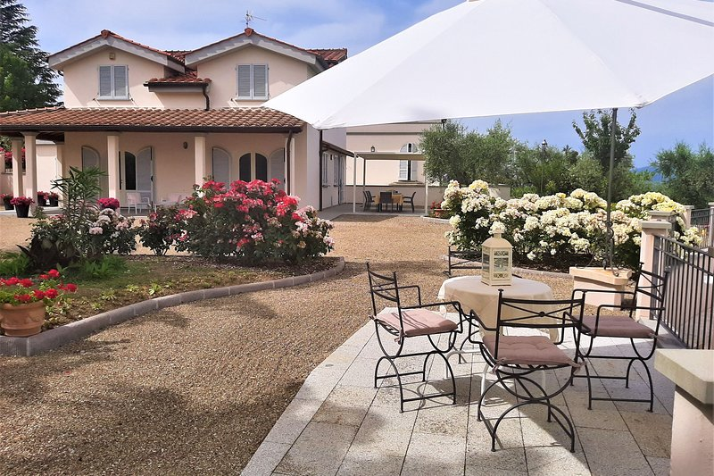 La Pieve Villa Sleeps 7 with Pool and WiFi - 5242138, holiday rental in Ponte Agli Stolli