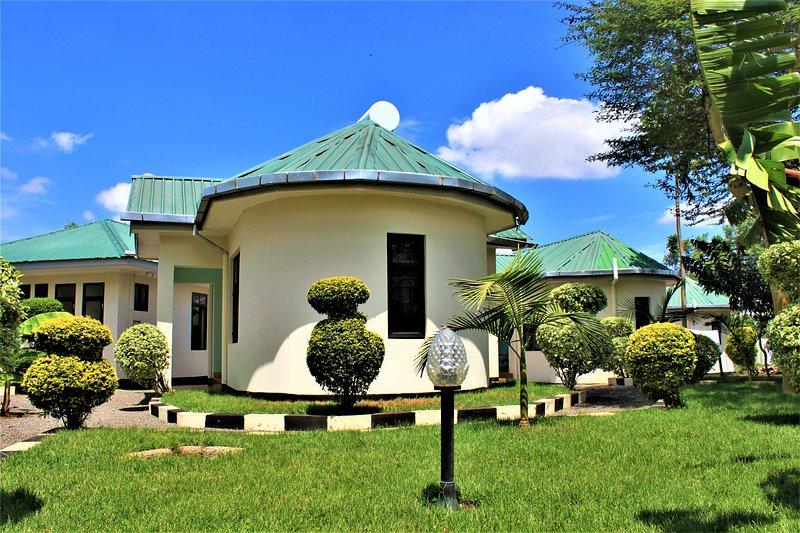 Your welcome our Furaha Lodge, location de vacances à Région d'Arusha