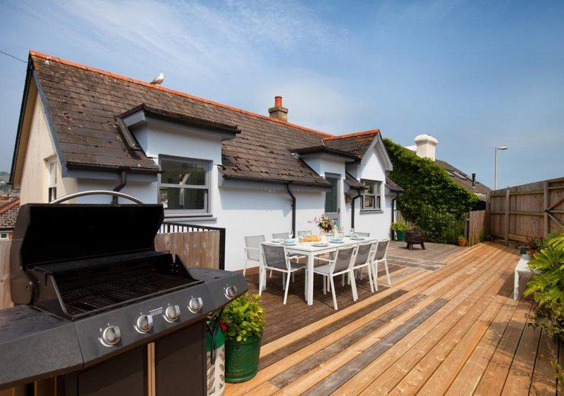 Driftwood Cottage Shaldon, location de vacances à Shaldon