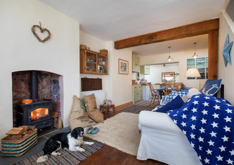 Star Cottage Shaldon, location de vacances à Shaldon