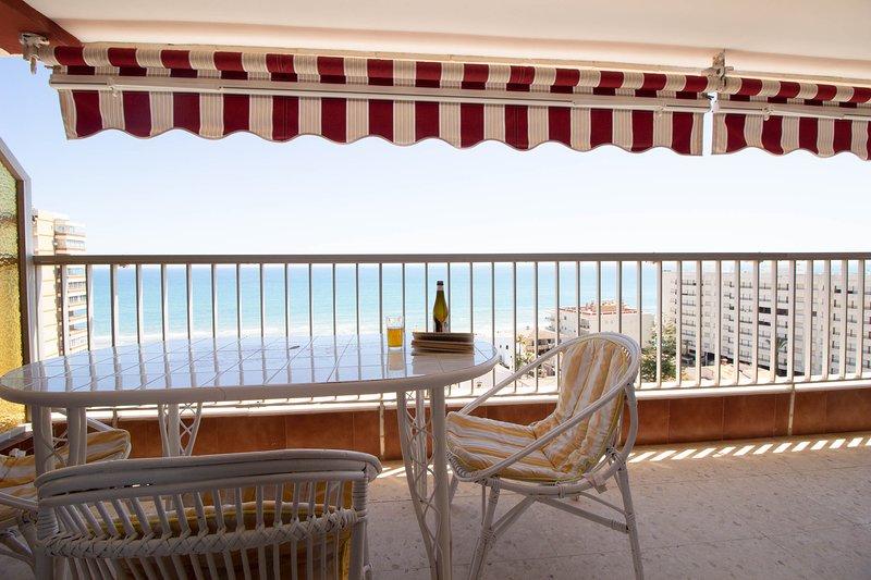 Sagitario apartment, Mareny Blau, alquiler vacacional en Sueca