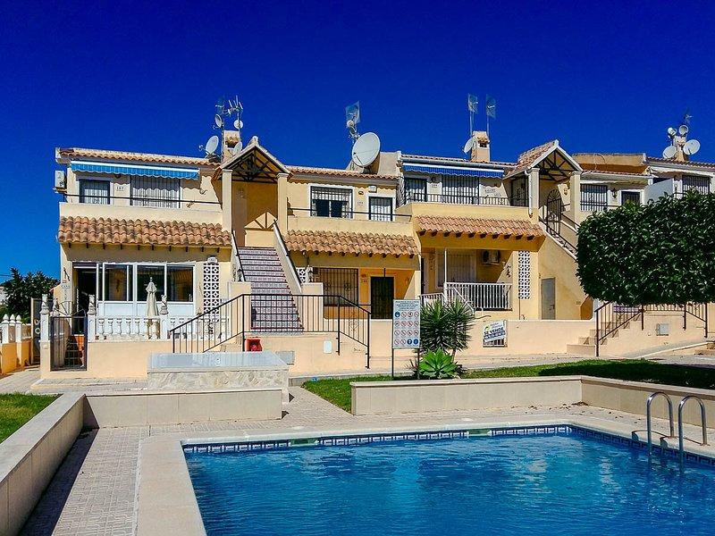 Apartment Lomas del Golf (Villamartin) 2 beds (4 people), vacation rental in San Miguel de Salinas