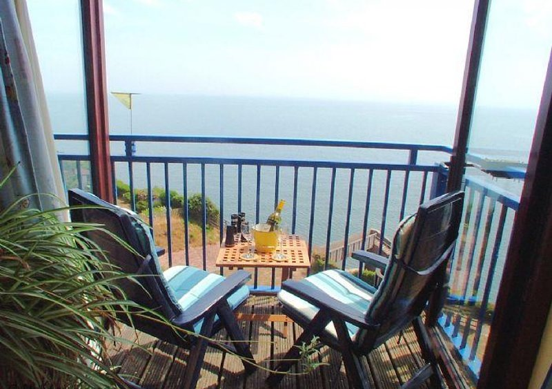Rockstone, vacation rental in Dawlish