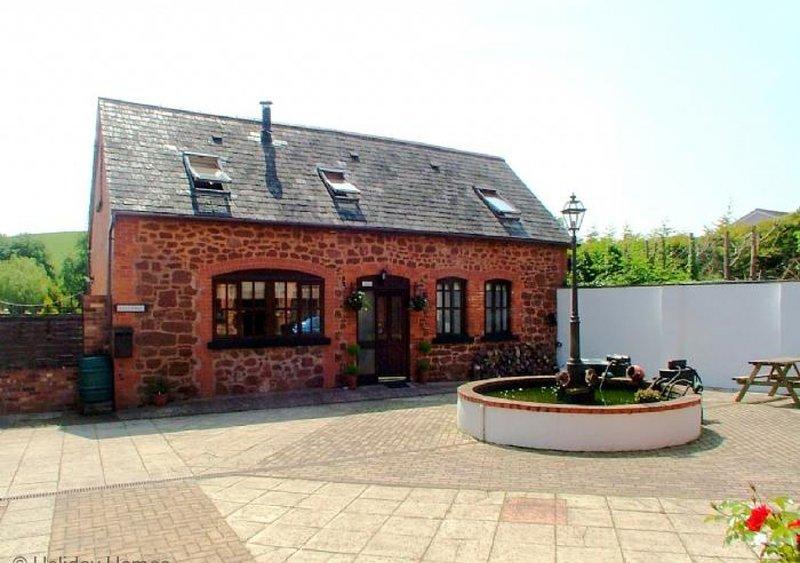 Luccombe Barn, location de vacances à Kennford