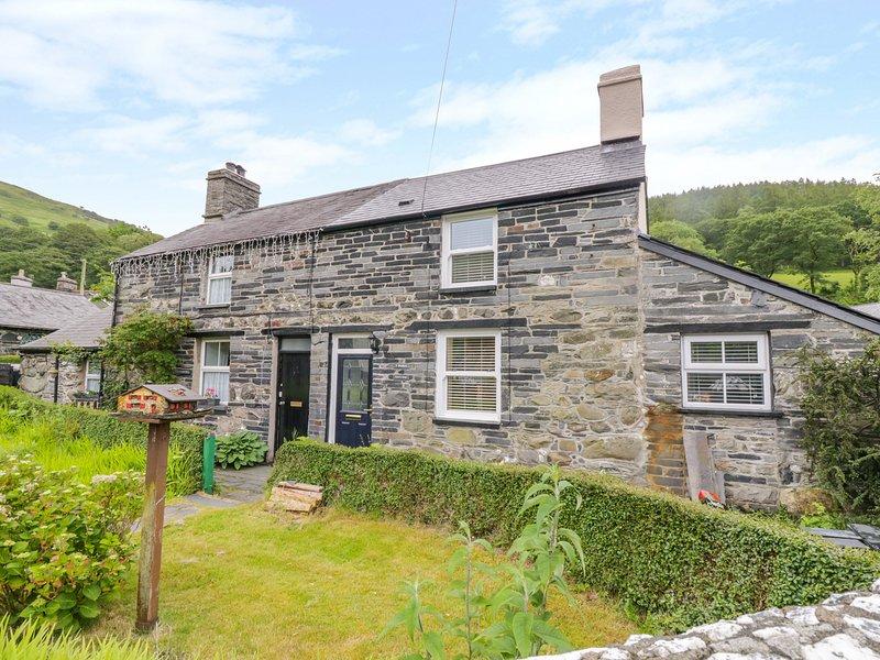 Arthur's Cottage, Abergynolwyn, vacation rental in Corris