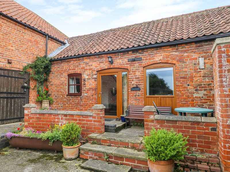 Ticklepenny, near Louth, holiday rental in North Thoresby