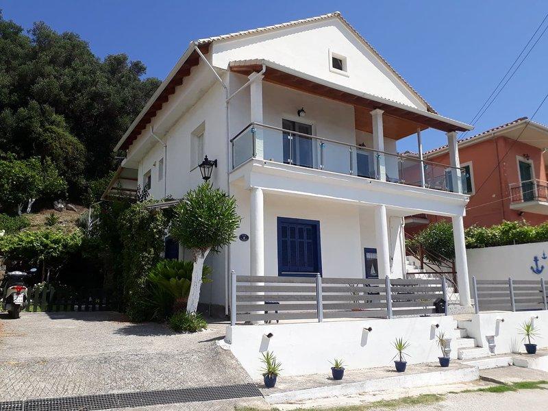 Blue Harbour Summer House, location de vacances à Mpoukaris