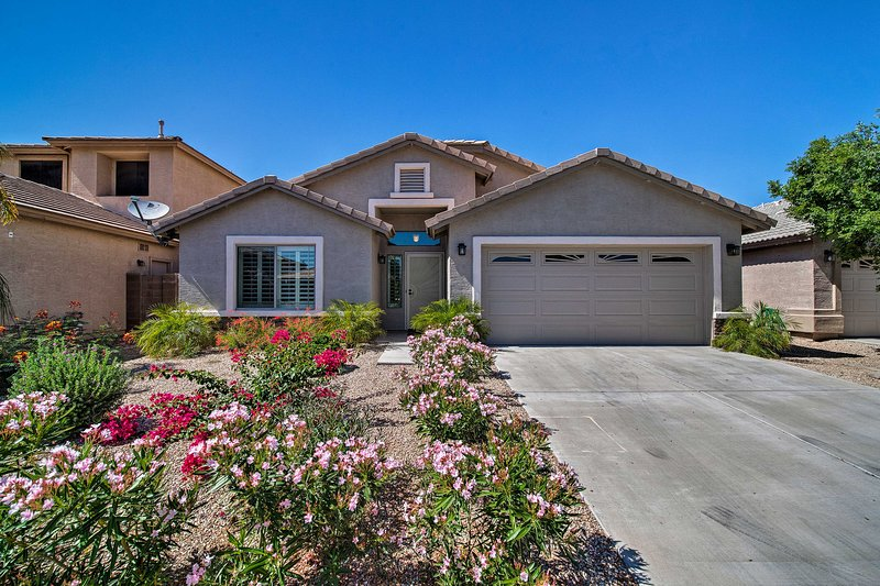 Everyone in your group will love this home's outstanding location.