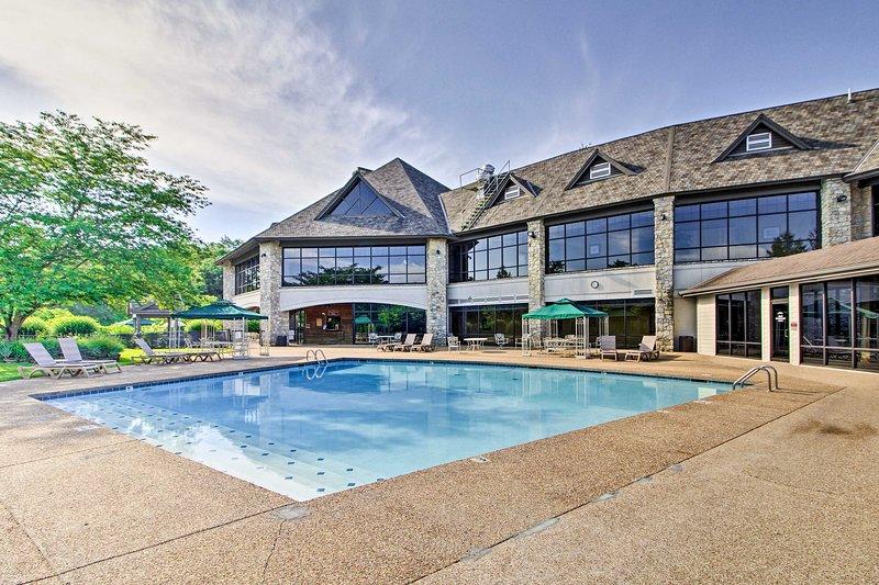 ¡Reserve su próxima escapada a Missouri a este condominio de alquiler en Branson!