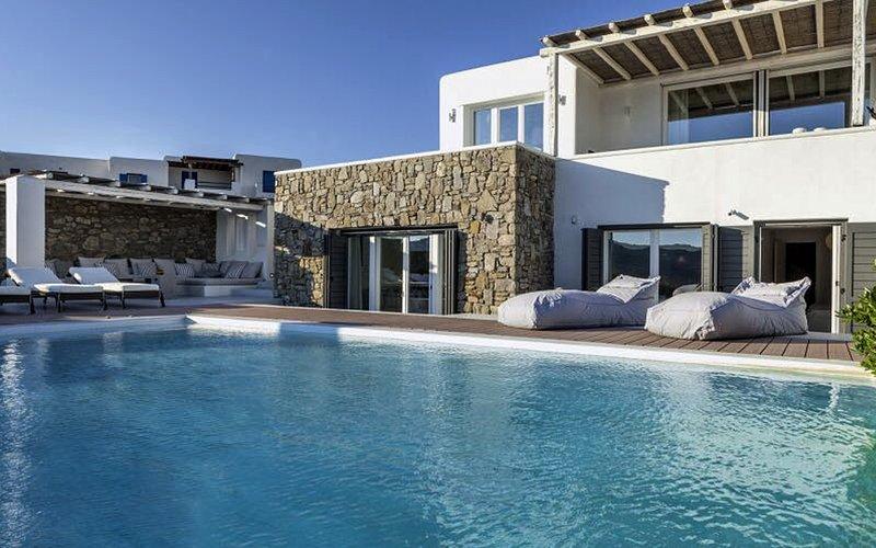 Villa Zen - Kalo Livadi, holiday rental in Kalo Livadi