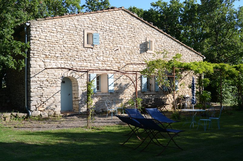 La Borie - Charmingly restored farmhouse with pool, vacation rental in Apt