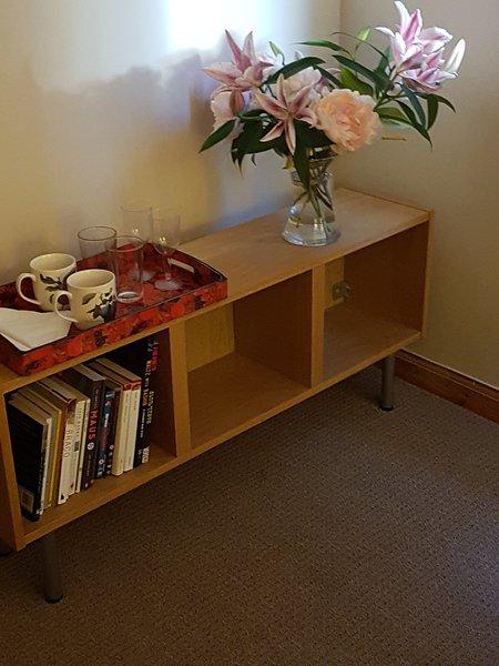 Tea&coffee making facilities in your bedroom