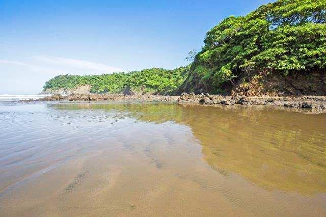 Casa frente al mar en Playa San Miguel Guanacaste, aluguéis de temporada em Punta Islita