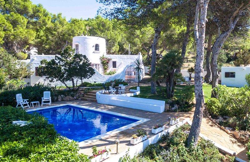 CASA NEGRET, holiday rental in Sant Antoni de Portmany