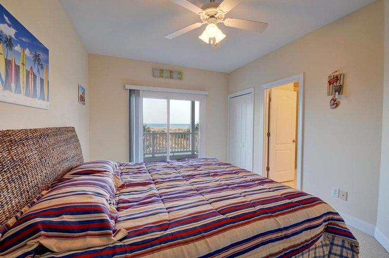 Master bedroom- 1st level